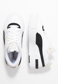 Puma - CALI SPORT HERITAGE  - Baskets basses - white/black - 5