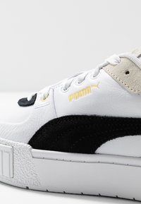 Puma - CALI SPORT HERITAGE  - Baskets basses - white/black - 2