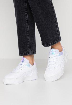 CALI SPORT GLOW - Zapatillas - white/purple heather