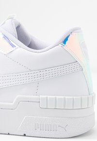Puma - CALI SPORT GLOW - Baskets basses - white/purple heather - 2