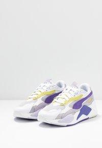 Puma - Trainers - white/purple corallites - 4