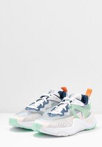 Puma - RISE - Sneakers - puma white/mist green/cantaloupe - 4