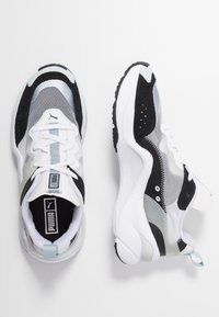 Puma - RISE - Trainers - black/white - 3