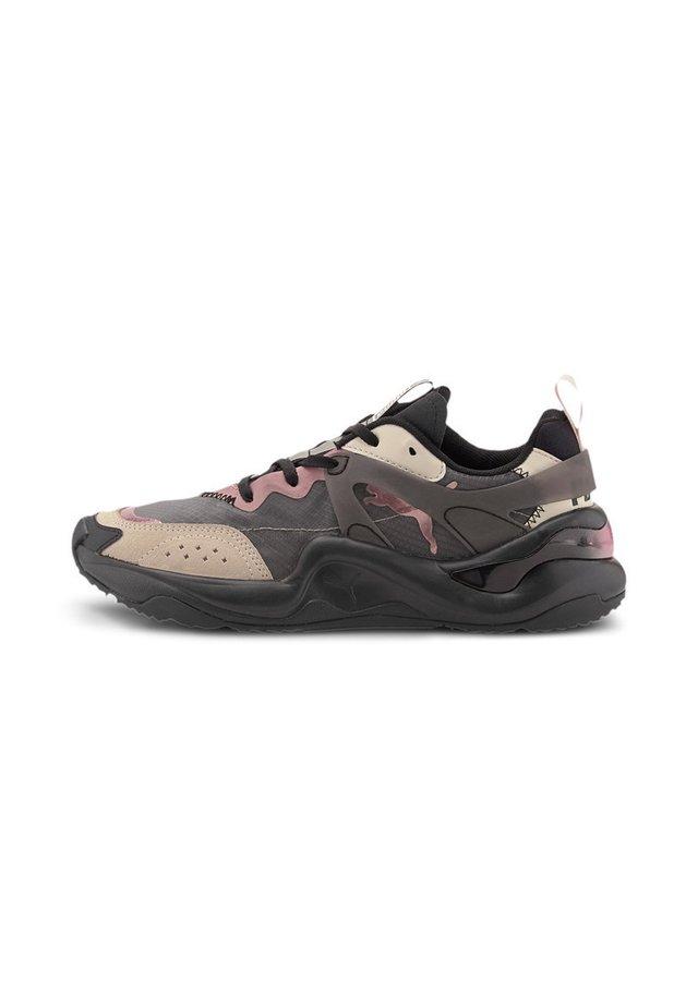 RISE - Sneakers - puma black-rosewater