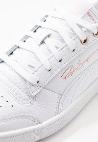 Puma - RALPH SAMPSON LO METAL WN'S - Sneakers laag - white/rosewater - 2