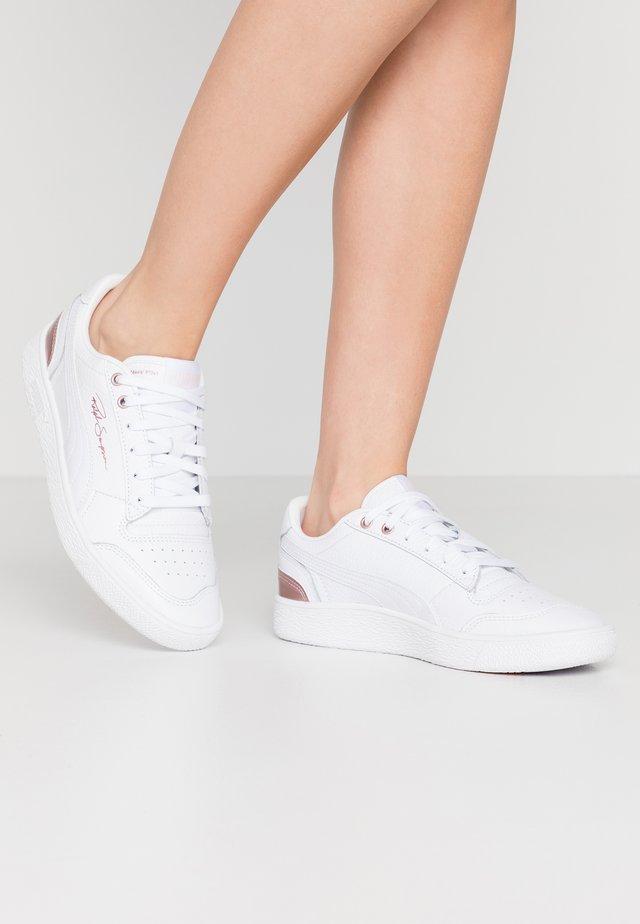 RALPH SAMPSON LO METAL WN'S - Sneakers - white/rosewater