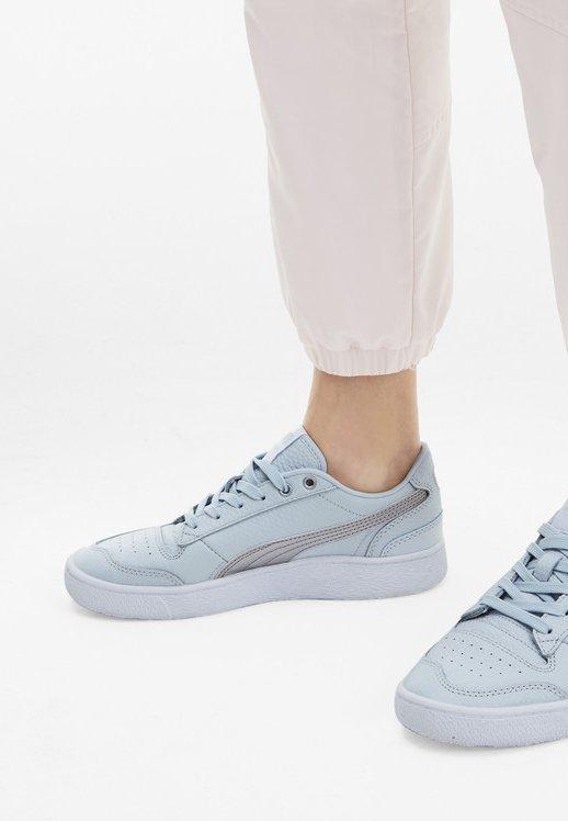 RALPH SAMPSON LO METAL WN'S - Sneakers - metallic silver