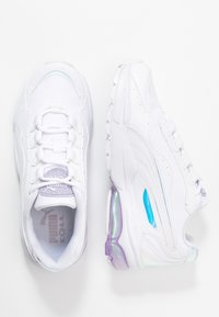 Puma - CELL STELLAR GLOW  - Baskets basses - white/purple - 3