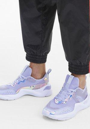 RISE GLOW  - Trainers - purple heather