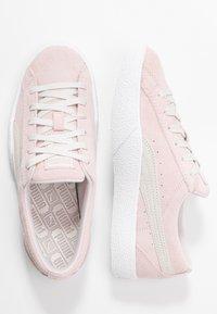 Puma - LOVE  - Sneakersy niskie - rosewater - 3
