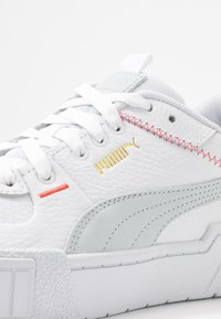 Puma - CALI SPORT PASTEL - Baskets basses - white/plein air