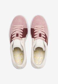 Puma - BASKET REMIX WOMEN'S TRAINERS FEMALE - Sneakers laag - bridal rose - 2