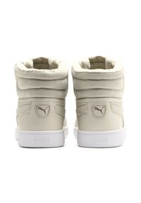 Puma - VIKKY - High-top trainers - overcast-rose gold-white - 6