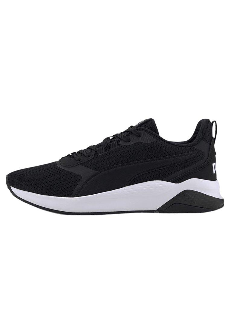 Puma Sneakers laag puma black castlerock white Zalando.nl