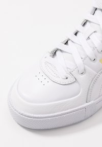 Puma - CALI SPORT WARM UP - High-top trainers - white - 2