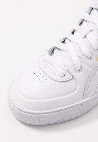 Puma - CALI SPORT WARM UP - Sneakers hoog - white - 2
