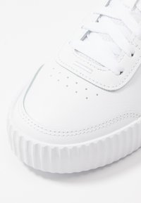 Puma - CARINA LIFT  - Matalavartiset tennarit - white - 2