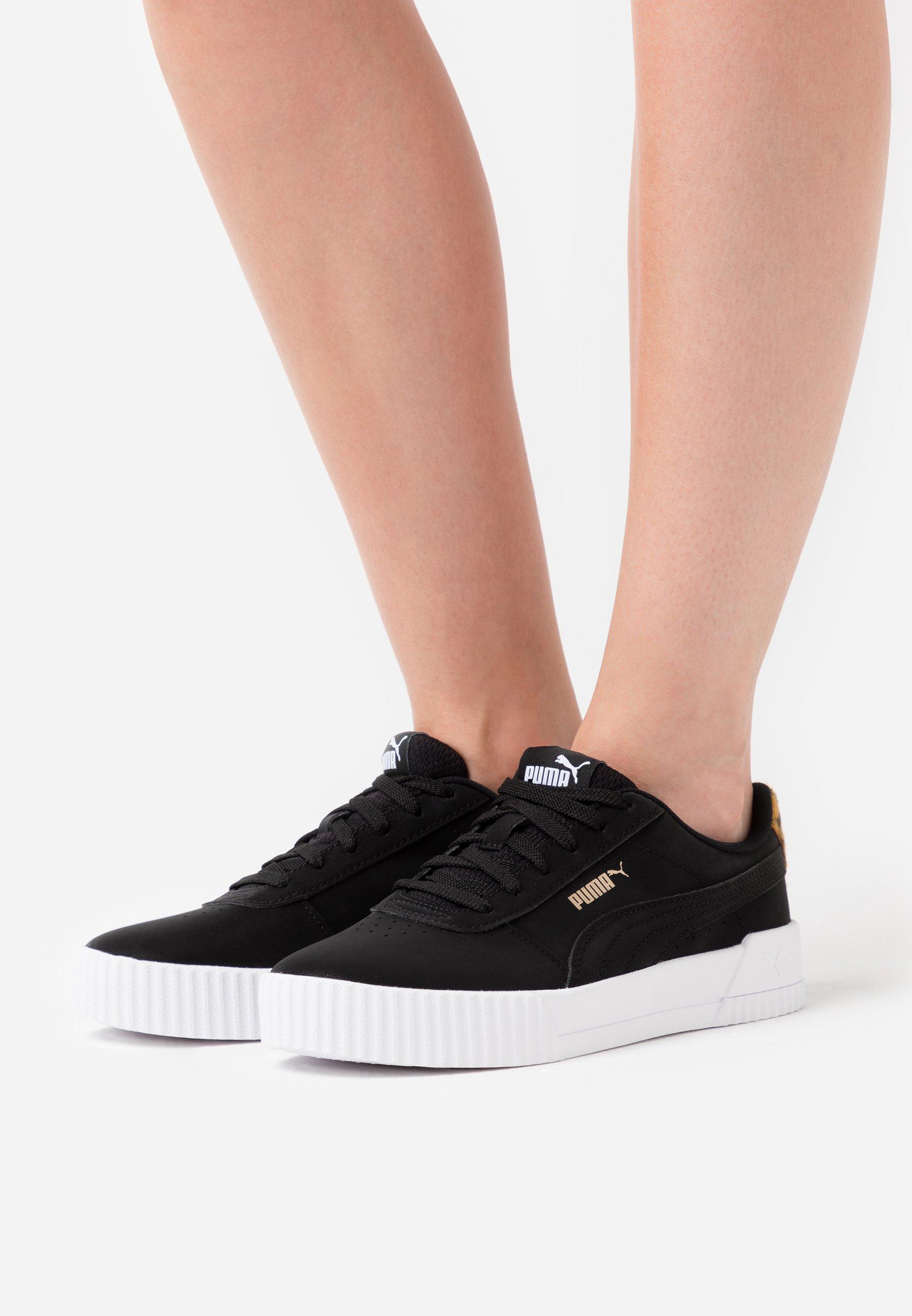 CARINA LEO - Sneakers laag - black
