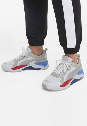 PUMA BMW M MOTORSPORT X-RAY TRAINERS MALE - Baskets basses - gray violet