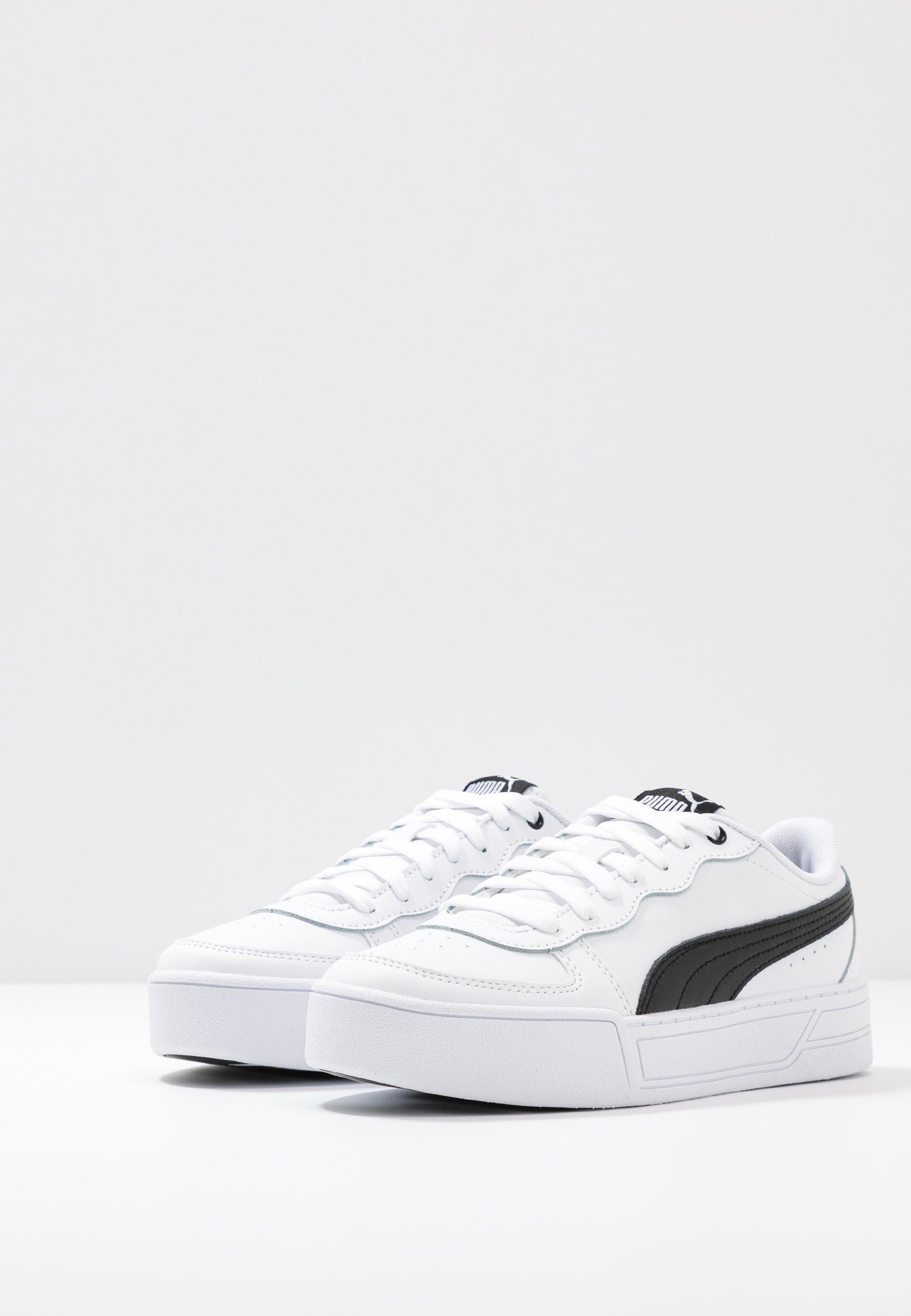 Puma BASKET CLASSIC Sneakers laag whiteblack Zalando.nl