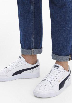 "DAMEN SEAKER ""RALPH SAMPSON LO"" - Sneakers - puma wht-peacoat-puma wht"