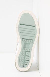 Puma - CALI WEDGE SOCAL  - Sneakers laag - aqua gray/marshmallow/white - 6