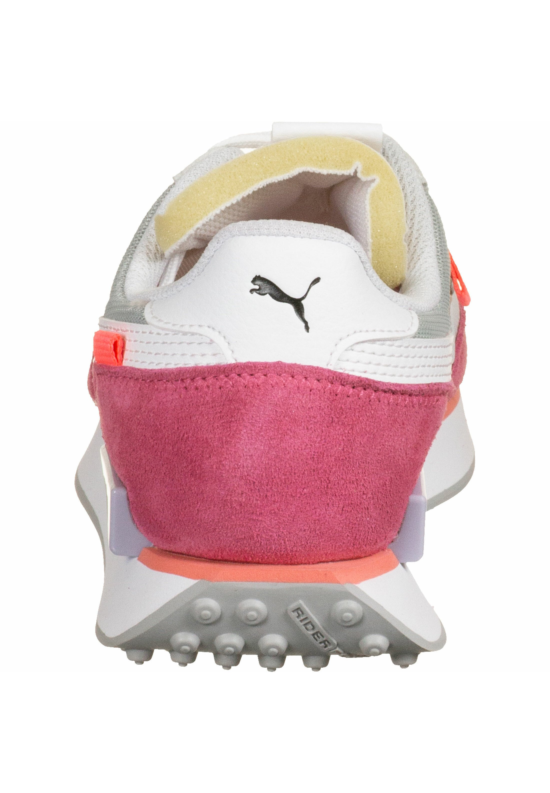 SCHUHE FUTURE RIDER STREAM ON W - Sneakers laag - white-bubblegum