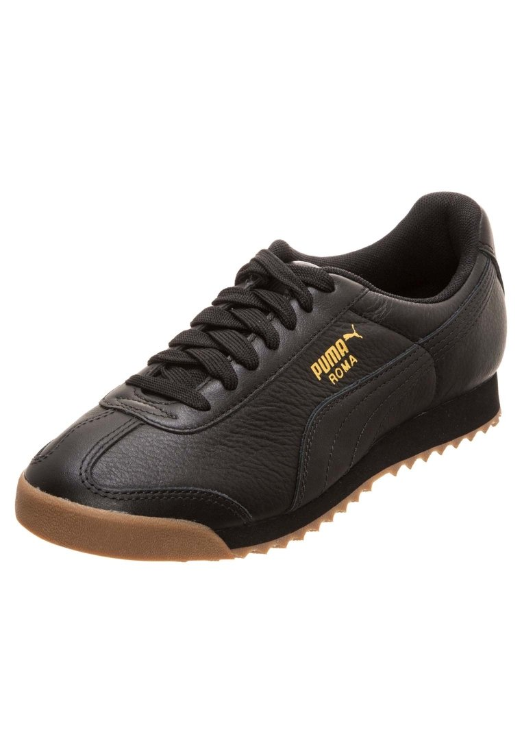 Gold Puma Basses team RomaBaskets Black sQxoCthdrB