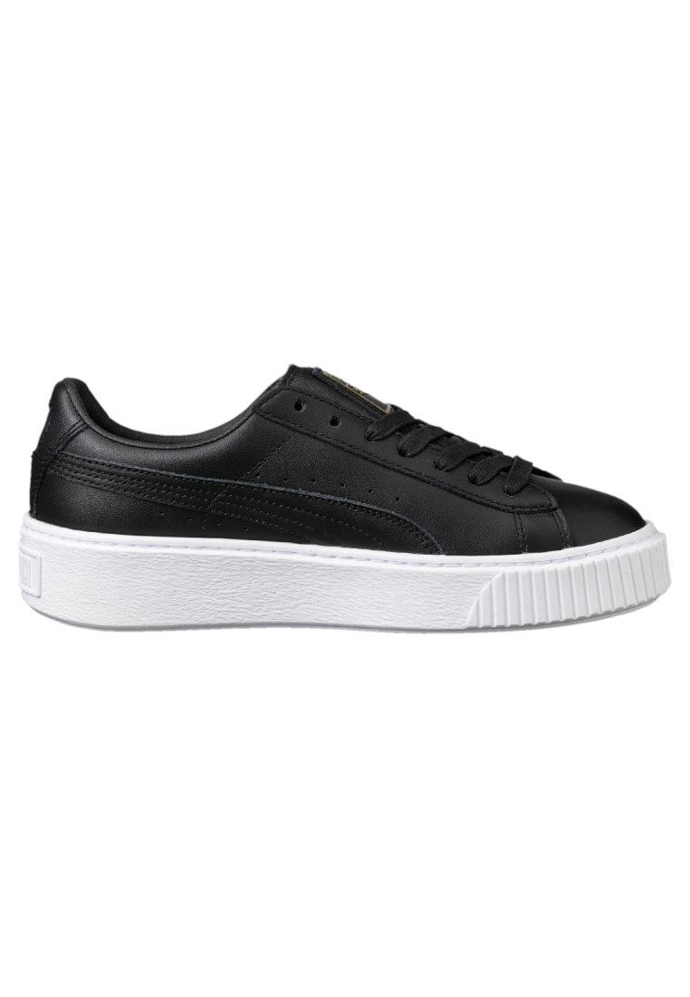 BASKET PLATFORM CORE Sneaker low blackgold