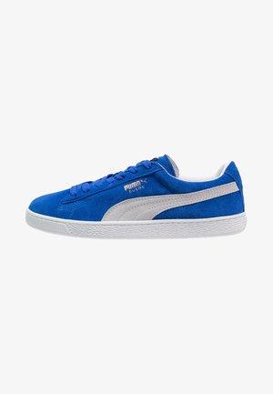 SUEDE CLASSIC+ - Sneakers - bleu/blanc
