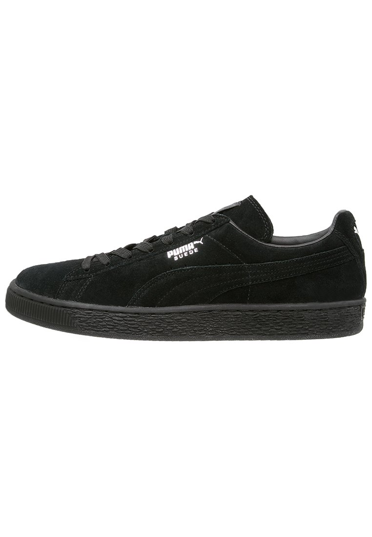 SUEDE CLASSIC+ Sneakers basse blackdark shadow