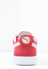 Puma - SUEDE CLASSIC+ - Baskets basses - team regal red/white - 3