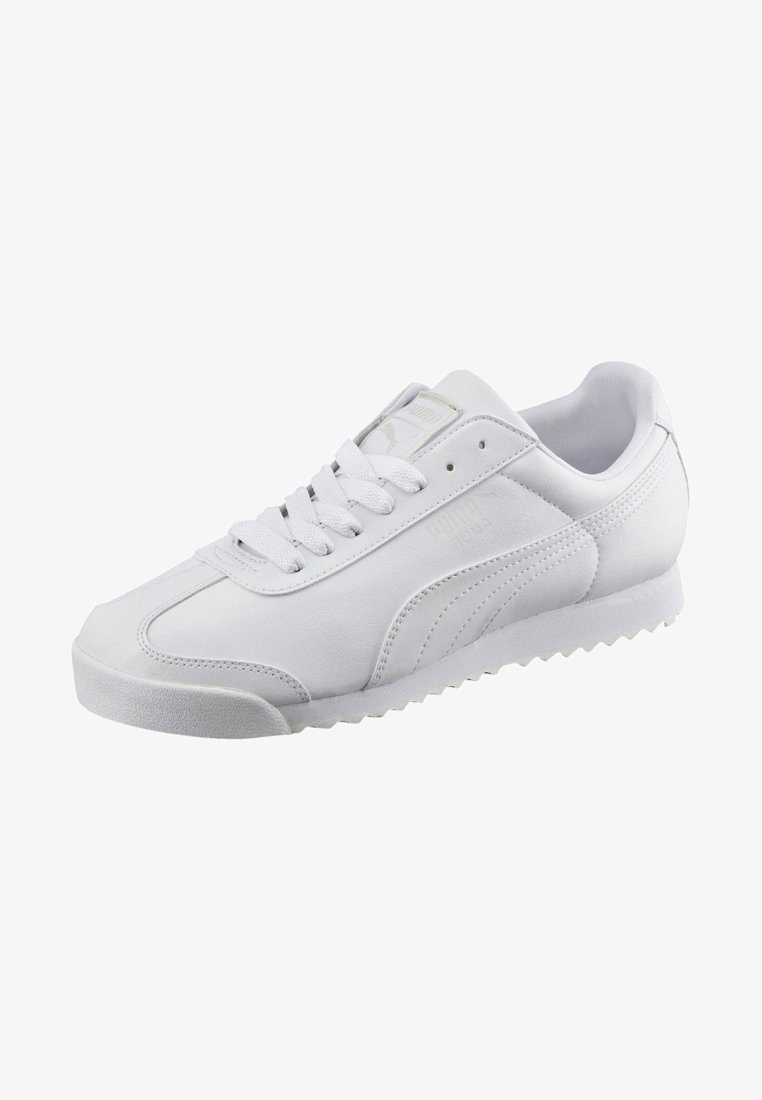 Puma - ROMA - Baskets basses - white