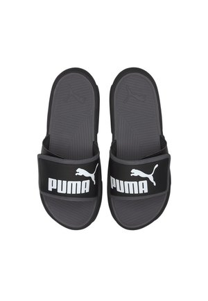 PUMA ROYALCAT COMFORT  SANDALS MALE - Mules - black-castlerock-pw