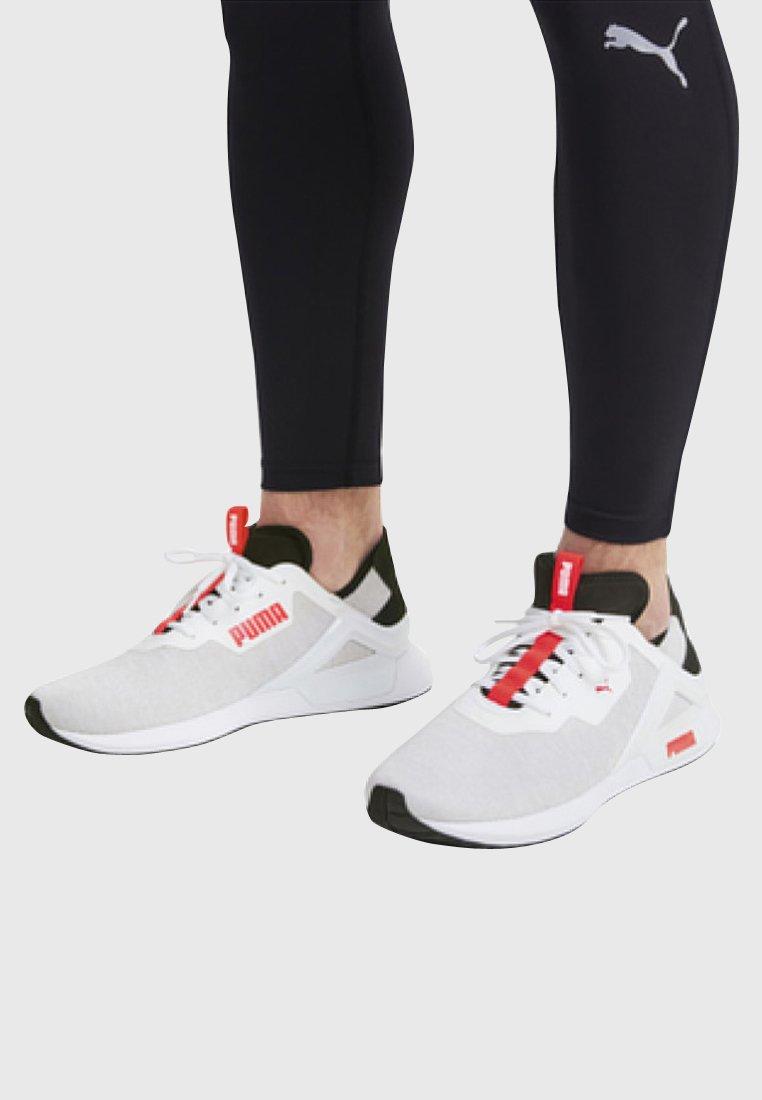 Puma - Trainers - white/black