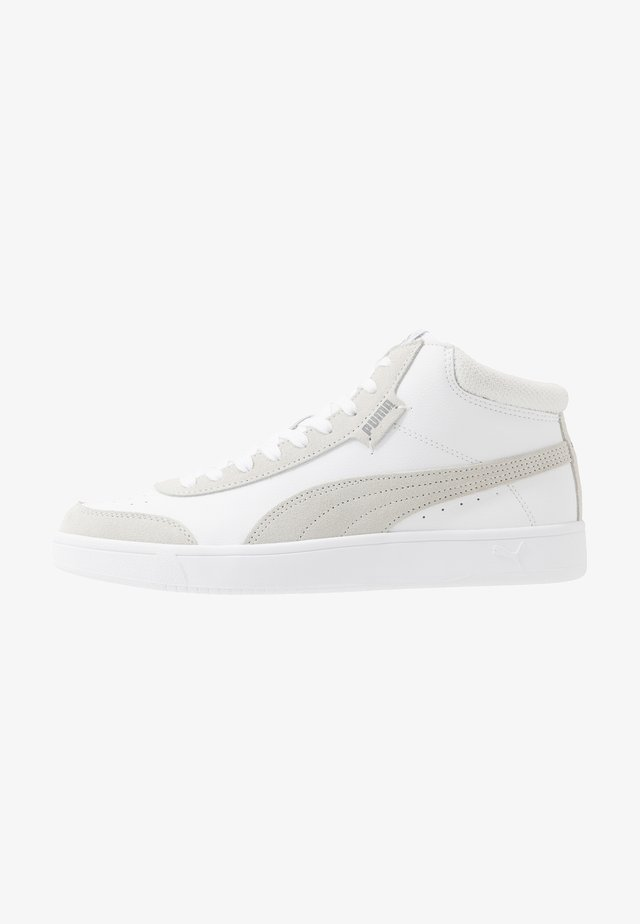 COURT LEGEND - High-top trainers - white