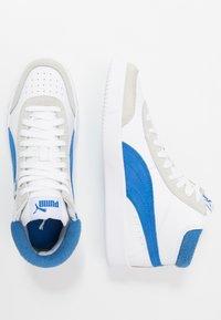 Puma - COURT LEGEND - Baskets montantes - white/palace blue - 1
