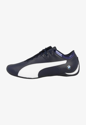 BMW MS FUTURE CAT - Baskets basses - team blue/puma white