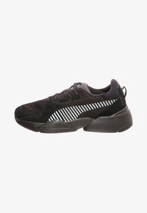 ZETA - Baskets basses - black
