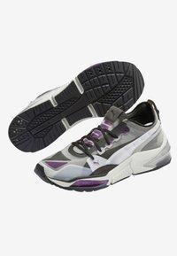 Puma - LQDCELL OPTIC - Baskets basses - grey - 2