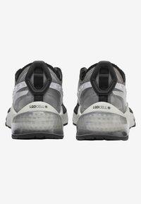 Puma - LQDCELL OPTIC - Baskets basses - grey - 4