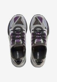 Puma - LQDCELL OPTIC - Baskets basses - grey - 1