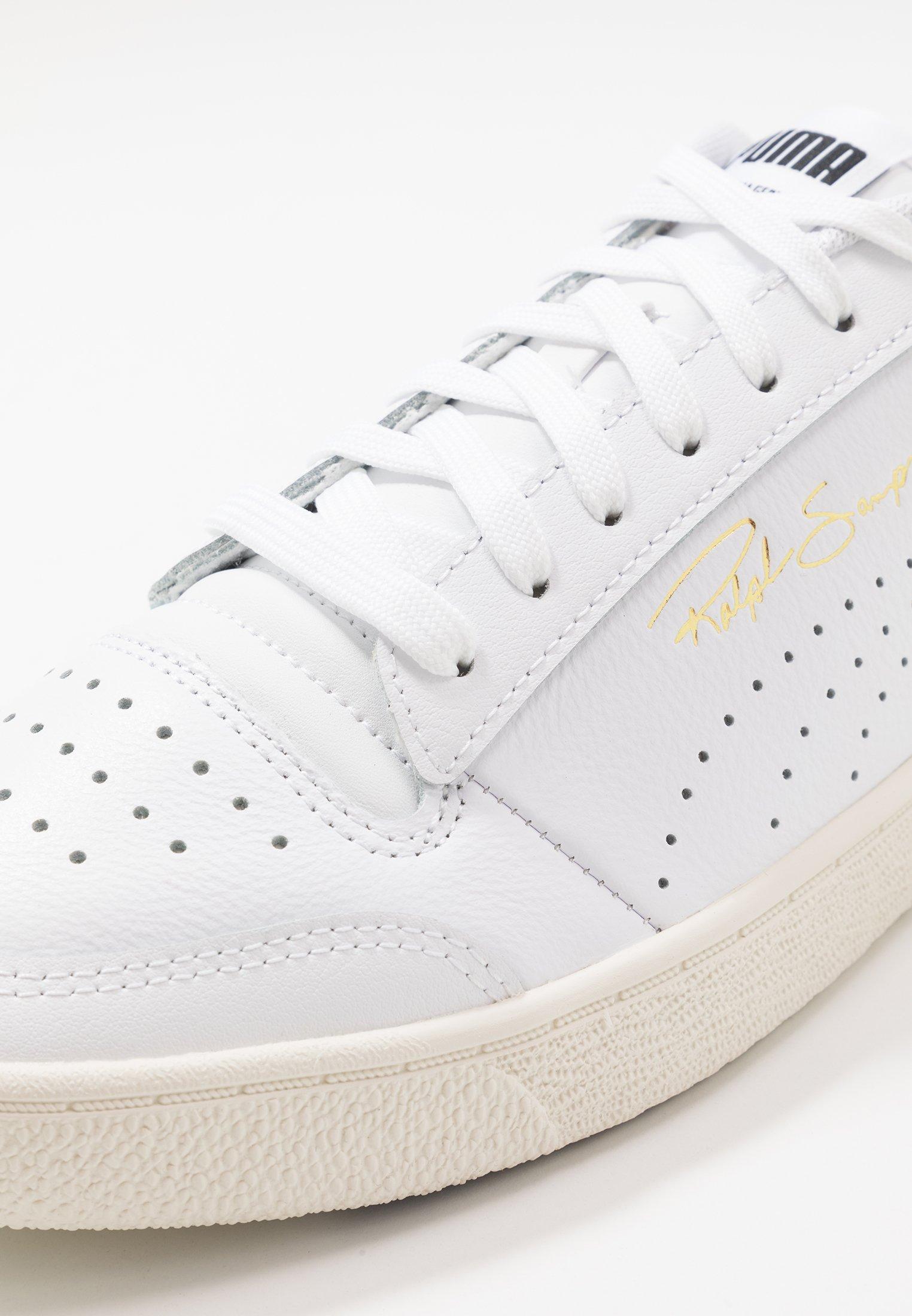 RALPH SAMPSON Baskets basses whiteblackwhisper white