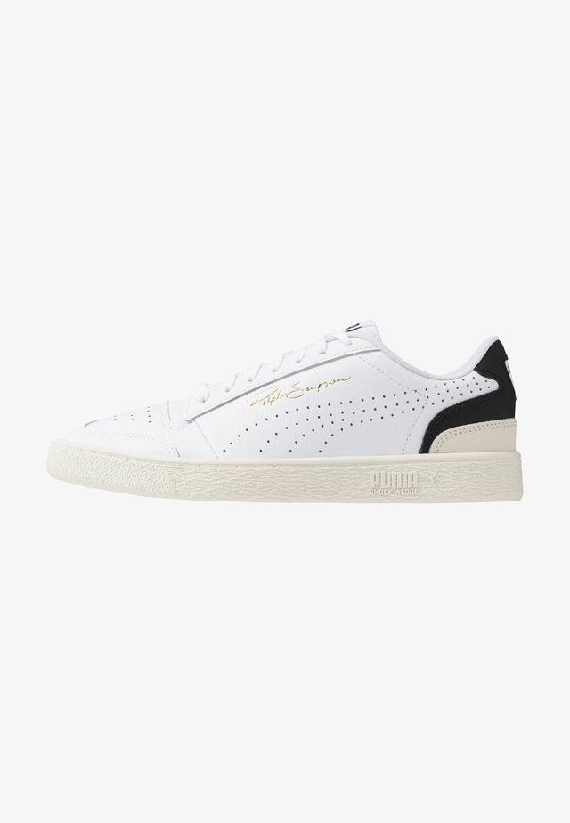 RALPH SAMPSON - Sneakersy niskie - white/black/whisper white