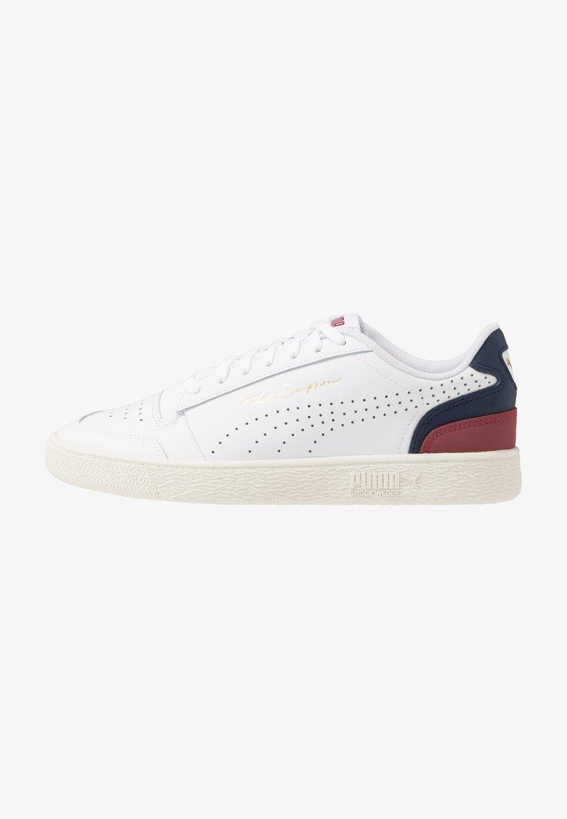 Puma - RALPH SAMPSON - Baskets basses - white/peacoat/whisper white