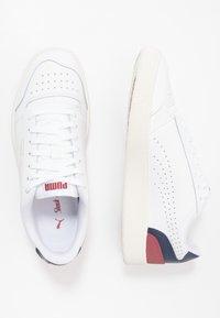Puma - RALPH SAMPSON - Baskets basses - white/peacoat/whisper white - 1