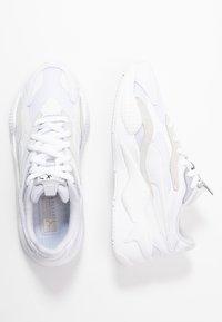 Puma - RS-X - Baskets basses - white/silver - 1