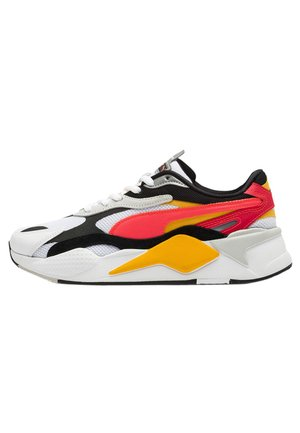 RS-X - Trainers - white-lava blast