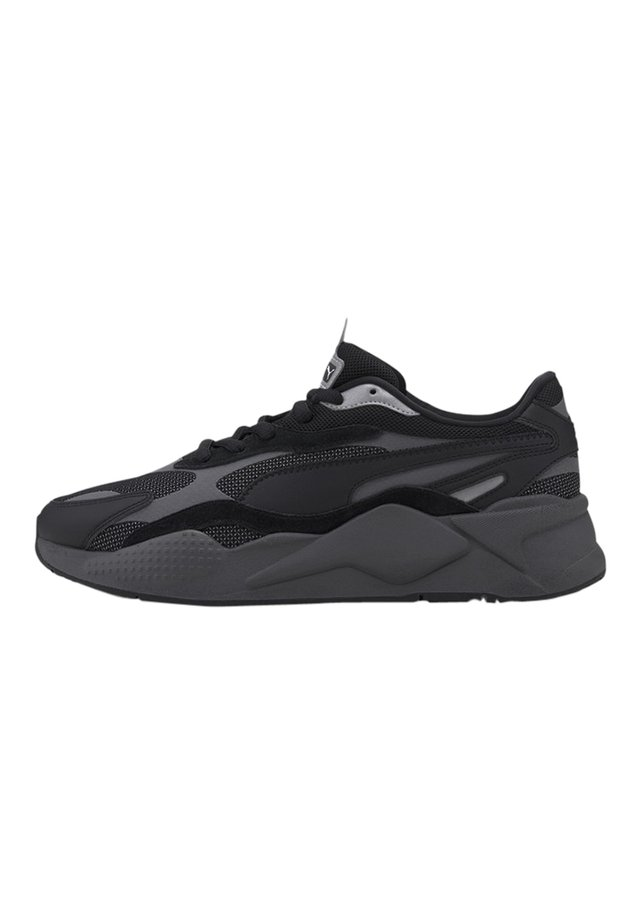 RS-X - Trainers - puma black-castlerock