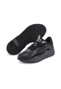 Puma - RS-X - Baskets basses - puma black-castlerock - 3